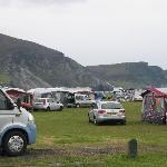 Caravan park,Keel
