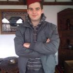 Traditional turkish hat