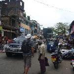Bentota Town
