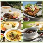 Our special menu