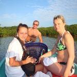Mangro river boat trip