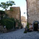 Civita´s main square