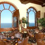 Pueblo Bonito Sunset Beach Lobby Bar
