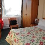 My single room, 3rd floor sea facing