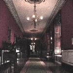 The long hall.