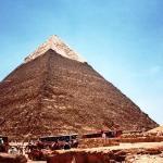 Giza, Egypten 1995