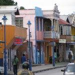 Baxter's Road, Bridgetown