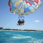 Go Parasailing with Captain Marvin