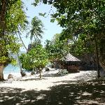 Padre Burgos Castle Resort Private Beach