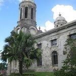 Old church in Antigua.