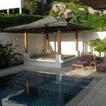 Da daa! our personal pool!