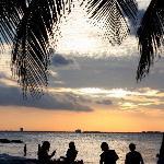 Sunset North Beach