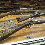Rifles Captured from Native Americans