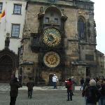 l'horloge fabuleuse de prague
