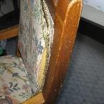 Defekte Möbel