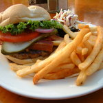 Nice Juicy Burger
