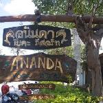 Ananda Entrance