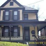 Atlanta, Georgia  Esta es la casa donde nacio y crecio Martin Luther King, Jr. La tienen de mu