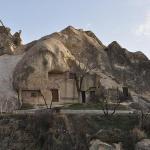 Cappadocia Cave Dwellings Photo