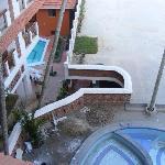 pool and steps