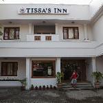 Tissa's Inn facade
