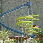 Huge slide!