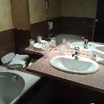 """salle de bains """"grand confort"""""""