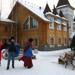 Гостиница Русский дворик