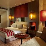 Club Rotana Suite - Bedroom