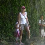 The Timotei Waterfalls