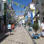 Ericeria town