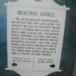 Quechee Gorge Foto