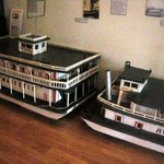 Point Pleasant River Museum-bild