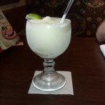 Celebratory margarita