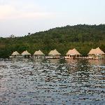 Floating Eco-Lodge