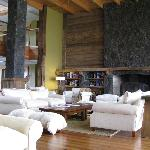 Lobby y salon