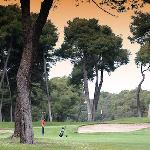 Riva dei Tessali golf course green 3rd