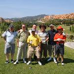 the boys at santa maria golf club