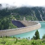 Schlegeisspeicher Reservoir, day 1