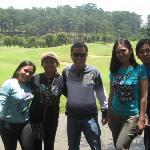 Camp John Hay  Golf Course, Bagiuo