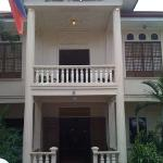 Once occupied by Japenese military, this former home of Dr. Alejandro was used by the most famou
