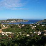 Vista Panoramica desde la Piscina a Ferradura