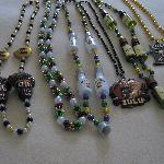 beads from zulu parade