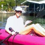 Kayaking in Weeki Wachee Springs