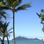View just a short stroll down the road to Dunk Island
