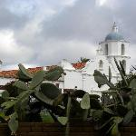 The Mission in Oceanside