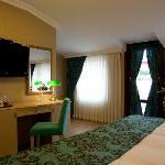 Unser elegantes, wunderschönes und für den Preis super Zimmer !!!