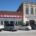 Clawson's 1905 Restaurant