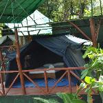 Pura Vista Corcovado Ecocamp Foto
