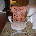 とても座りやすい椅子です
